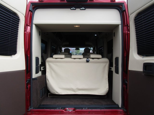 2018 ProMaster 1500 High Roof FWD,  Passenger Wagon #087264 - photo 7