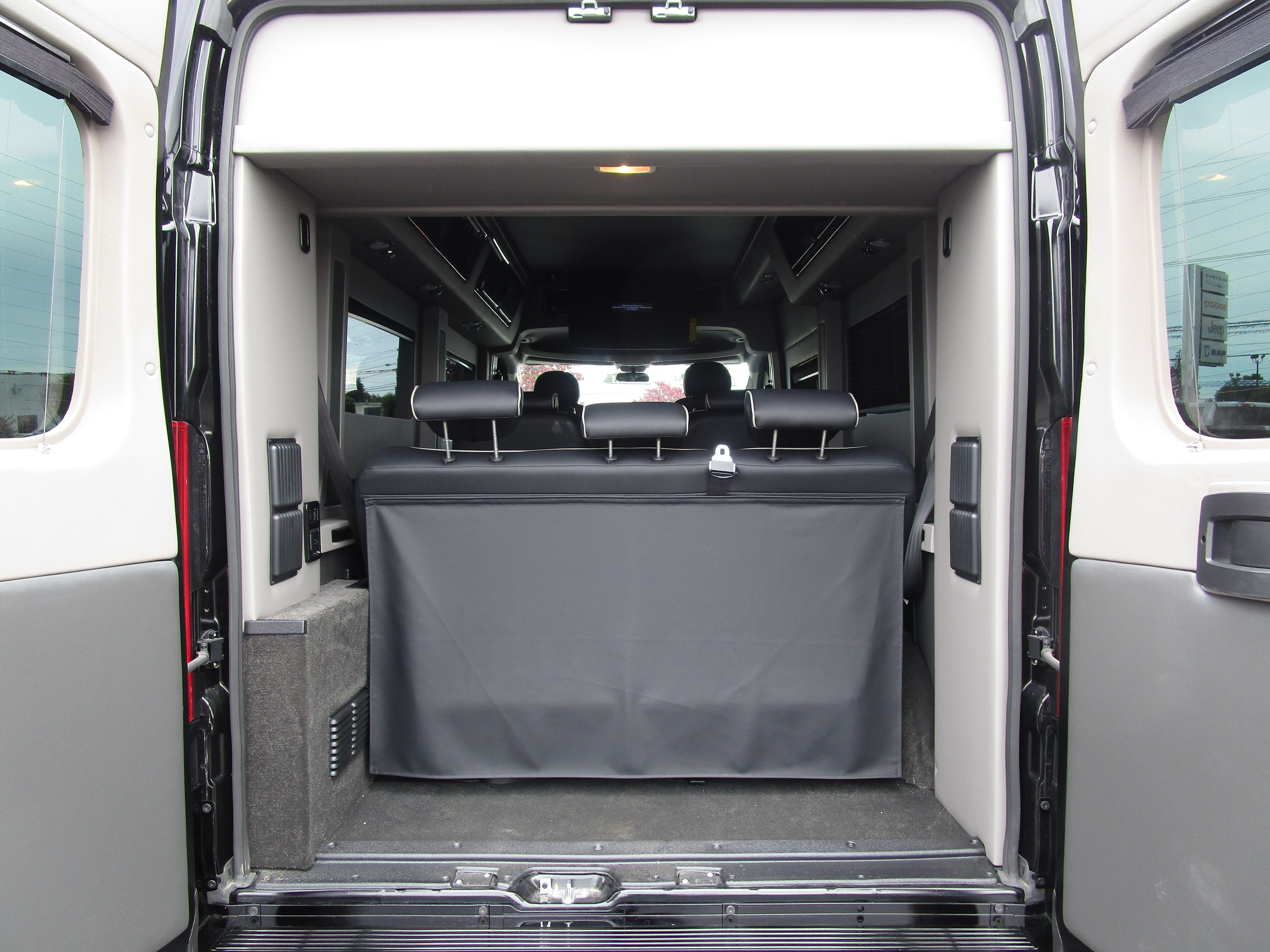 2018 ProMaster 2500 High Roof,  Empty Cargo Van #087265 - photo 11
