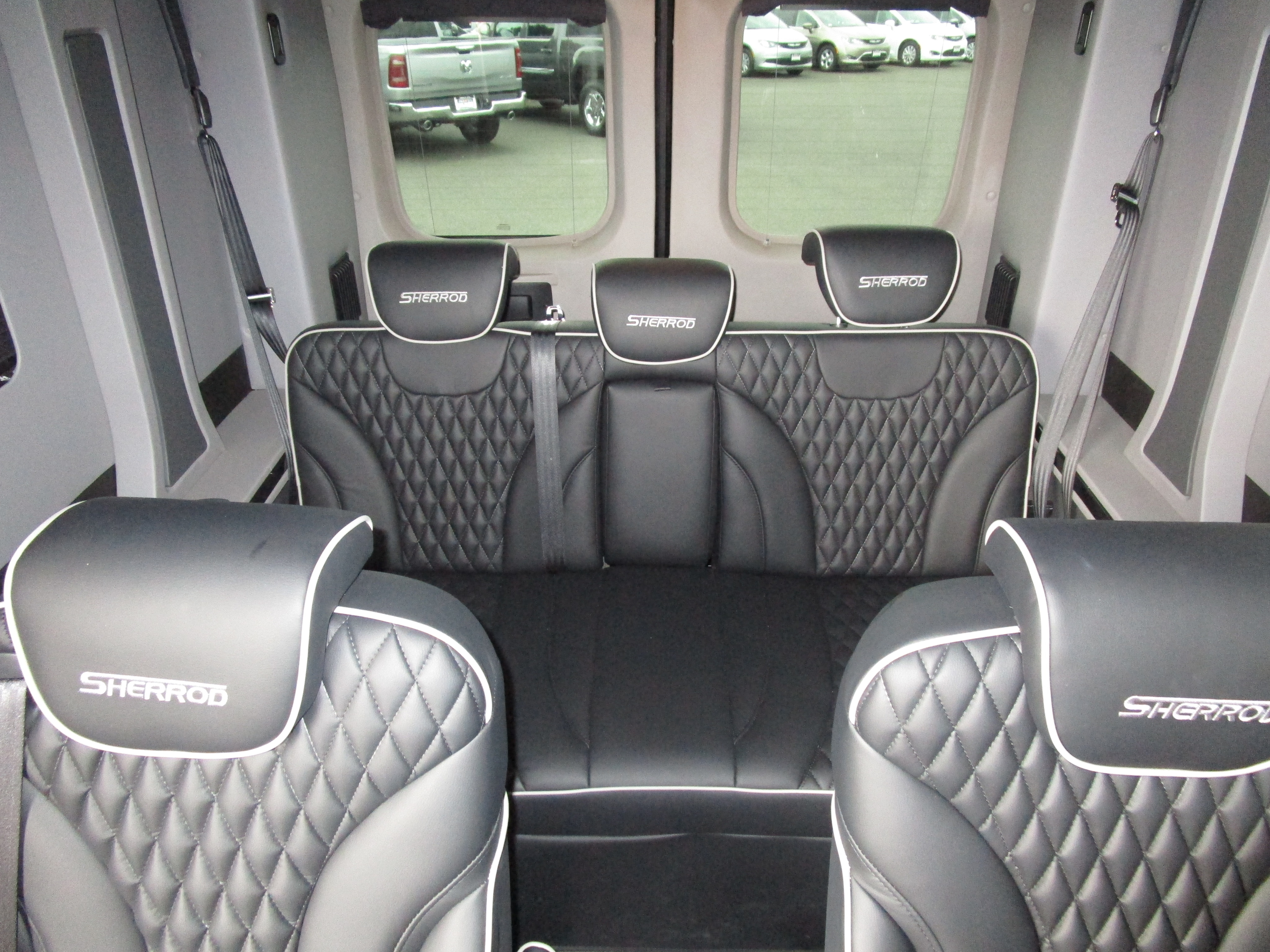 2018 ProMaster 2500 High Roof,  Empty Cargo Van #087265 - photo 16