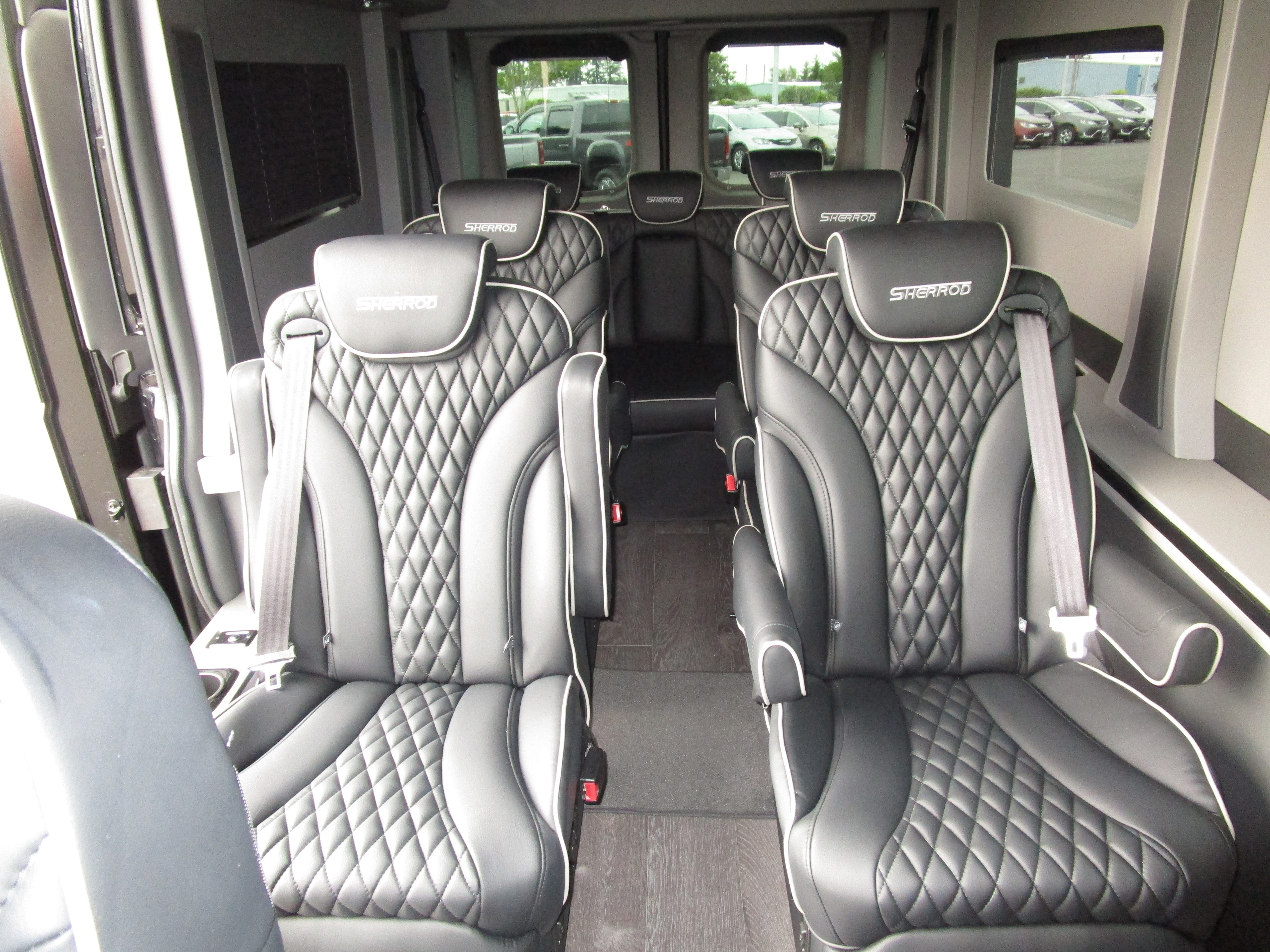 2018 ProMaster 2500 High Roof,  Empty Cargo Van #087265 - photo 18