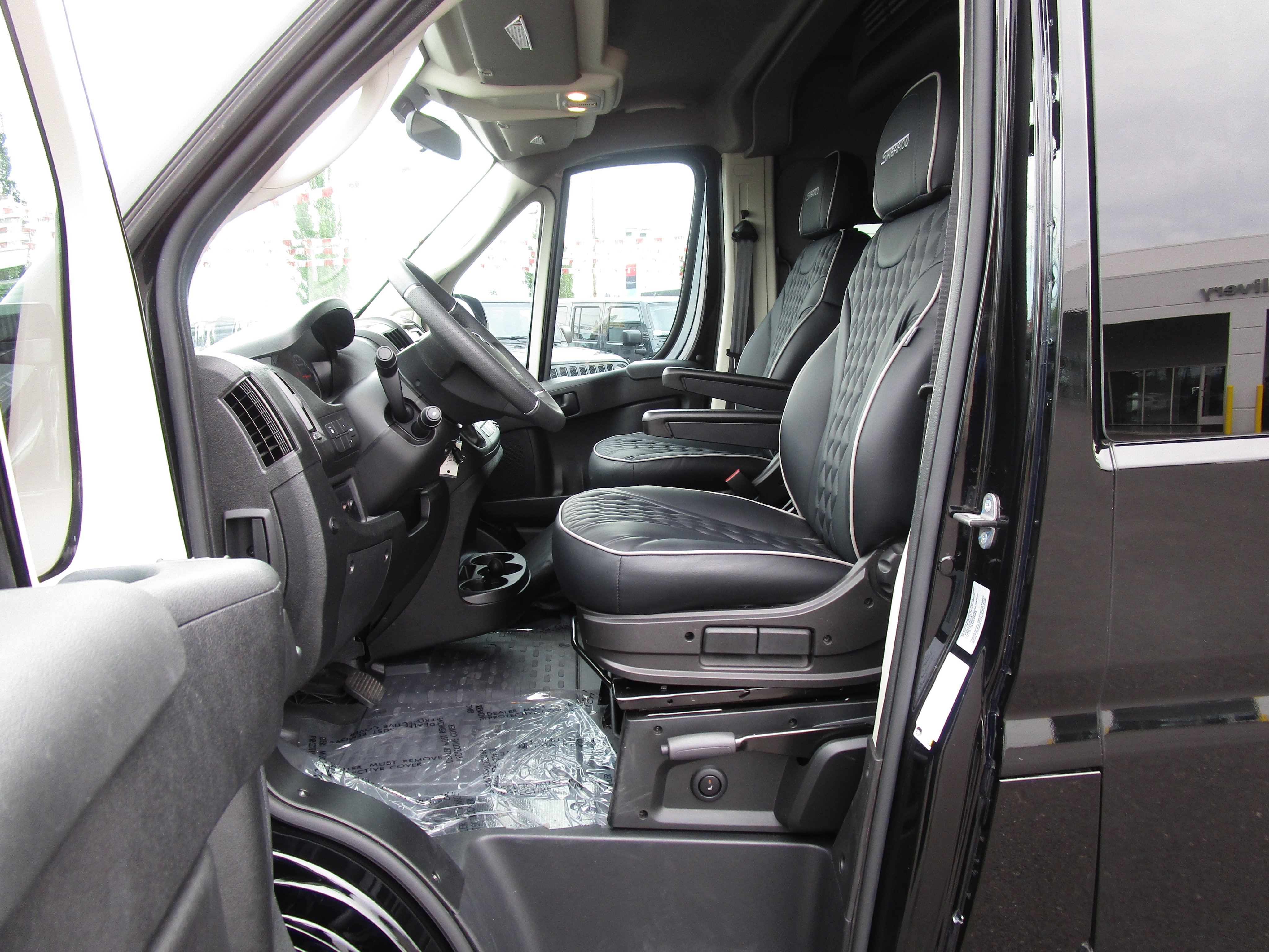 2018 ProMaster 2500 High Roof,  Empty Cargo Van #087265 - photo 22