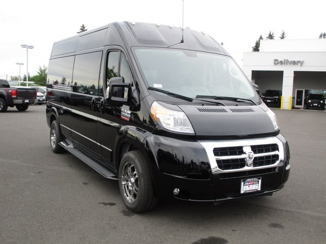 2018 ProMaster 2500 High Roof FWD,  Passenger Wagon #087265 - photo 3