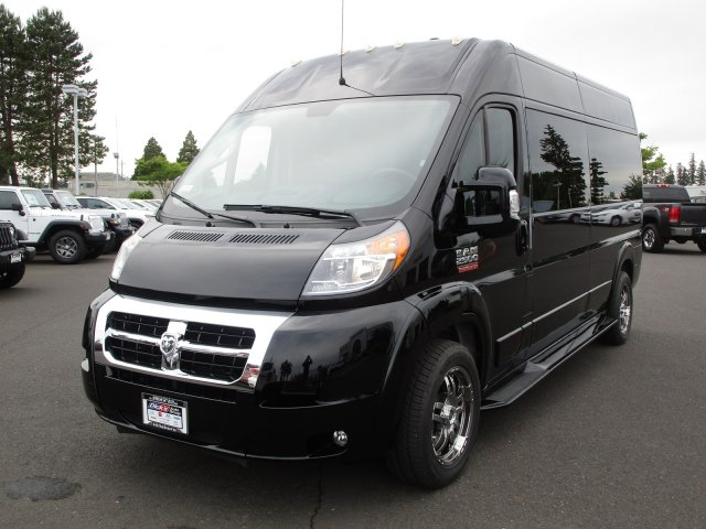 2018 ProMaster 2500 High Roof FWD,  Passenger Wagon #087265 - photo 5