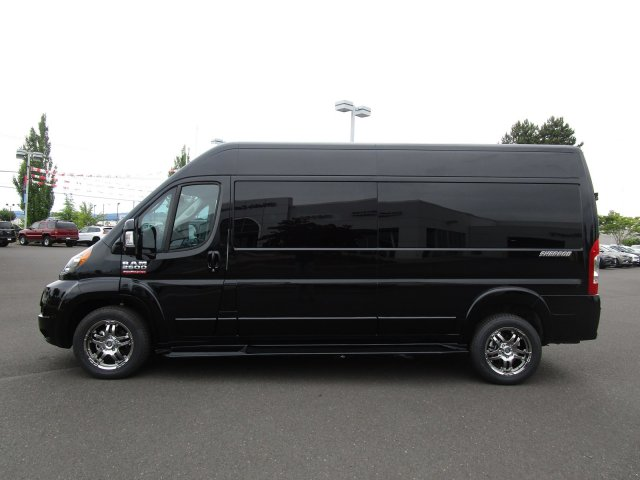 2018 ProMaster 2500 High Roof FWD,  Passenger Wagon #087265 - photo 6