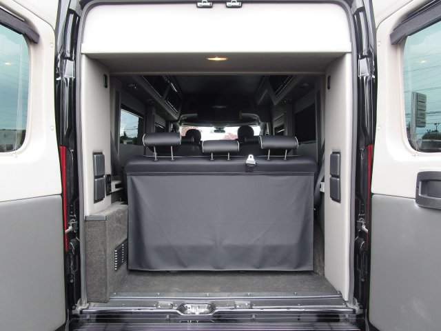 2018 ProMaster 2500 High Roof FWD,  Passenger Wagon #087265 - photo 11