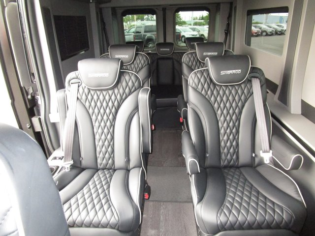 2018 ProMaster 2500 High Roof FWD,  Passenger Wagon #087265 - photo 18
