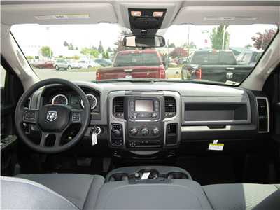 2018 Ram 1500 Quad Cab 4x4,  Pickup #087294 - photo 16