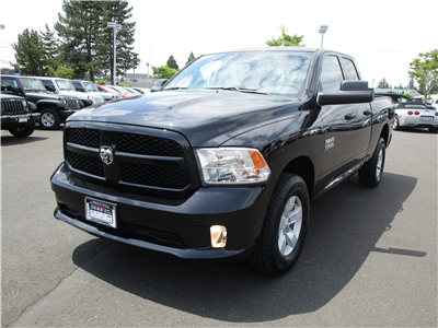 2018 Ram 1500 Quad Cab 4x4,  Pickup #087294 - photo 5