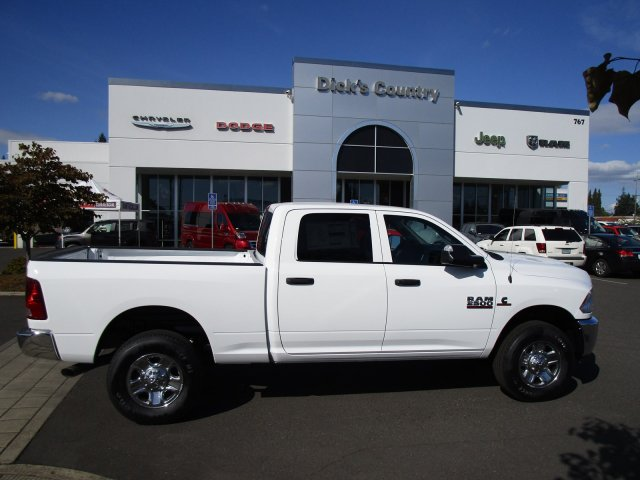 2018 Ram 2500 Crew Cab 4x4,  Pickup #087375 - photo 1