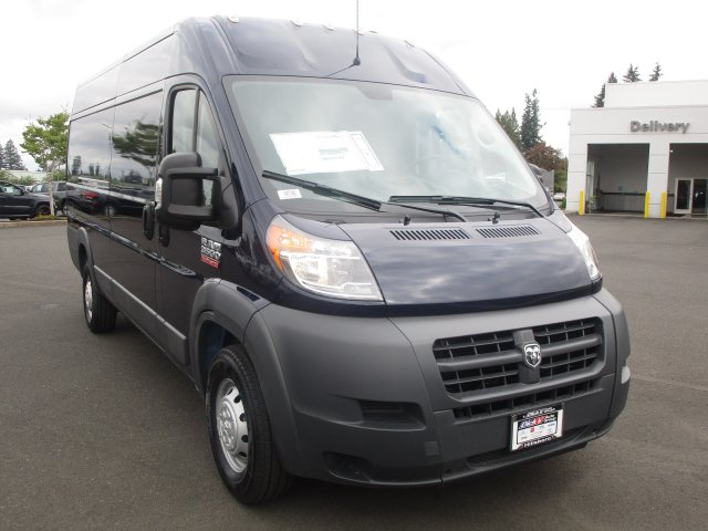 2018 ProMaster 3500 High Roof FWD,  Empty Cargo Van #087380 - photo 3