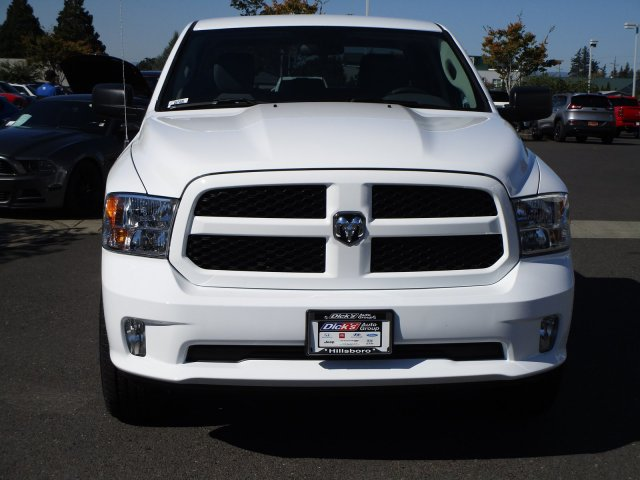 2018 Ram 1500 Quad Cab 4x4,  Pickup #087406 - photo 2