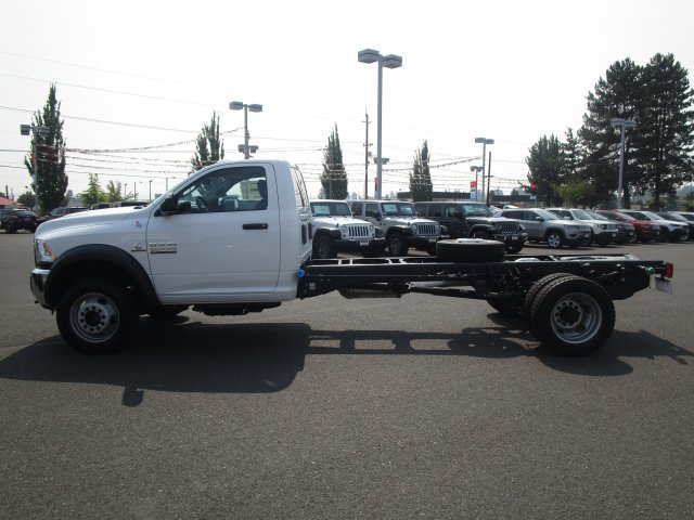 2018 Ram 5500 Regular Cab DRW 4x4,  Cab Chassis #087429 - photo 14