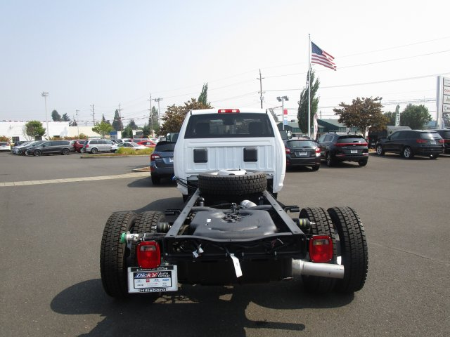 2018 Ram 5500 Regular Cab DRW 4x4,  Cab Chassis #087429 - photo 2