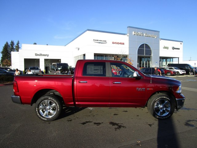 2018 Ram 1500 Crew Cab 4x4,  Pickup #087469 - photo 1
