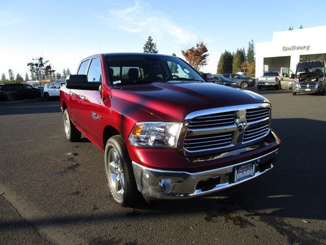 2018 Ram 1500 Crew Cab 4x4,  Pickup #087469 - photo 4