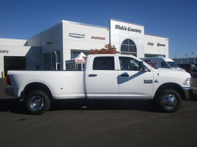 2018 Ram 3500 Crew Cab DRW 4x4,  Pickup #087480 - photo 1