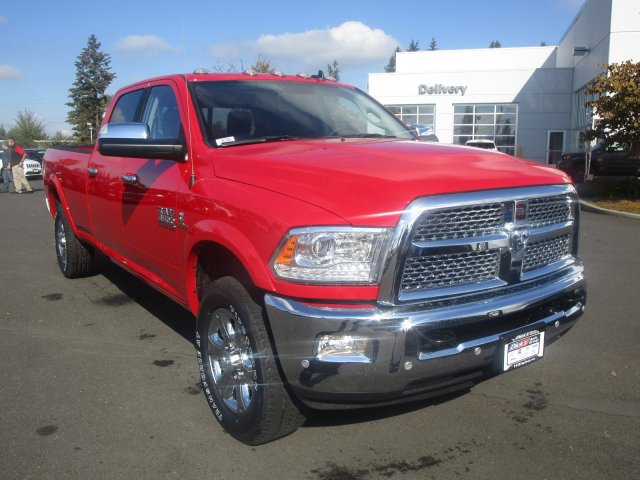 2018 Ram 3500 Crew Cab 4x4,  Pickup #087506 - photo 1
