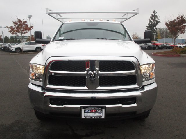2018 Ram 3500 Crew Cab DRW 4x4,  Harbor Service Body #087577 - photo 2