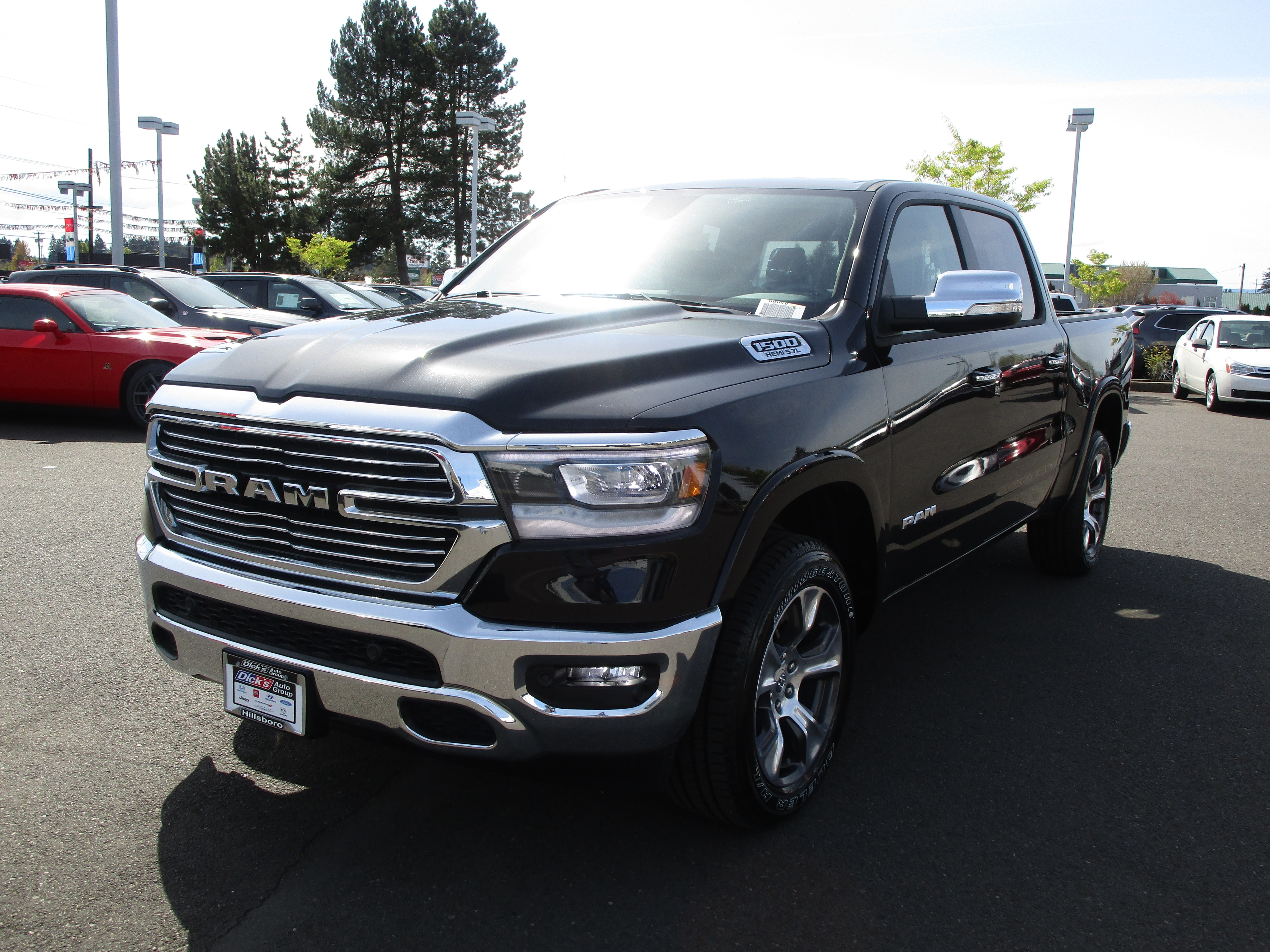 2019 Ram 1500 Crew Cab 4x4,  Pickup #097002 - photo 5