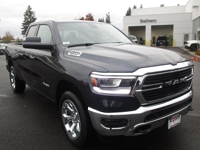 2019 Ram 1500 Quad Cab 4x4,  Pickup #097078 - photo 2