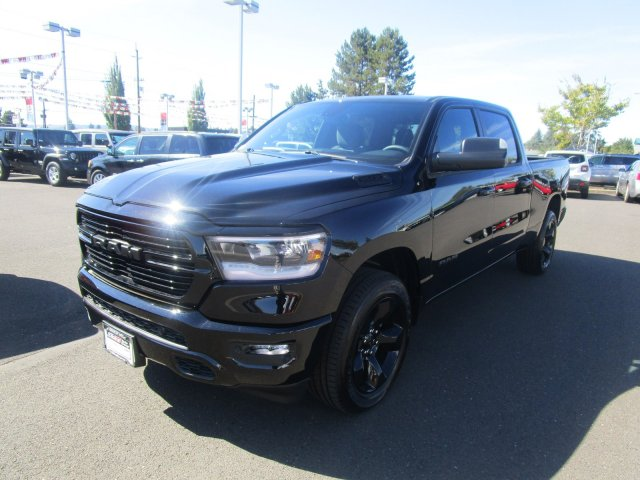 2019 Ram 1500 Crew Cab 4x4,  Pickup #097083 - photo 7
