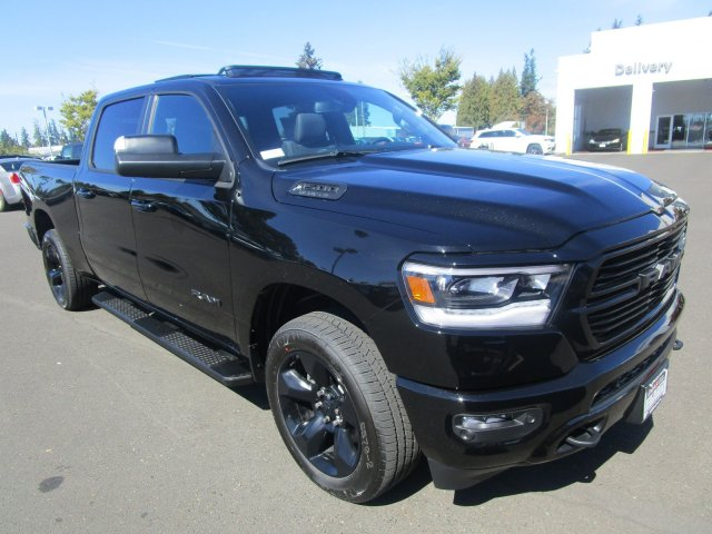 2019 Ram 1500 Crew Cab 4x4,  Pickup #097085 - photo 2
