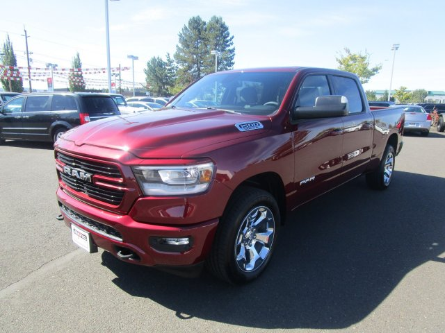 2019 Ram 1500 Crew Cab 4x4,  Pickup #097086 - photo 10