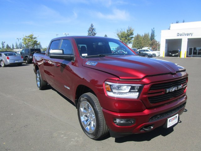 2019 Ram 1500 Crew Cab 4x4,  Pickup #097086 - photo 2