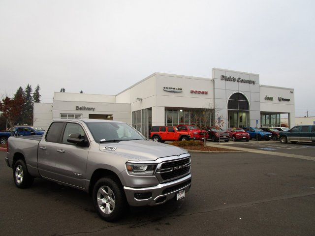 2019 Ram 1500 Quad Cab 4x4,  Pickup #097092T - photo 1