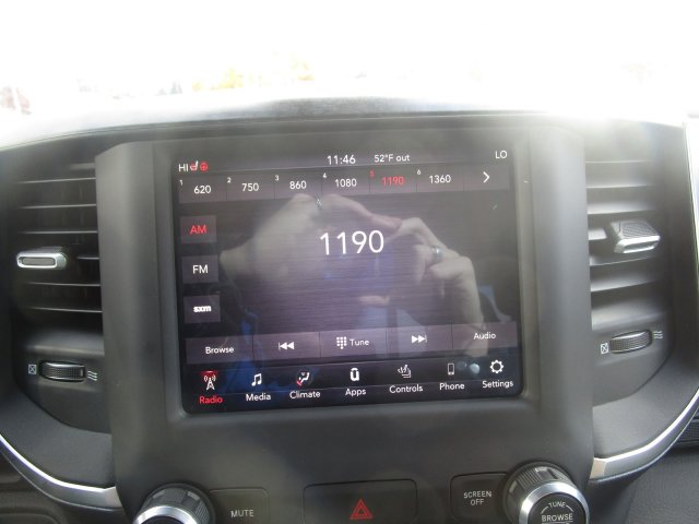 2019 Ram 1500 Quad Cab 4x4,  Pickup #097118 - photo 5