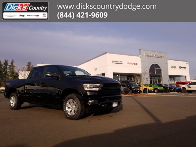 2019 Ram 1500 Crew Cab 4x4,  Pickup #097171 - photo 1