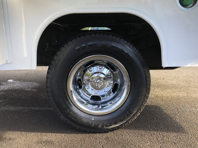 2019 Ram 3500 Crew Cab DRW 4x4, Harbor TradeMaster Service Body #097460 - photo 9
