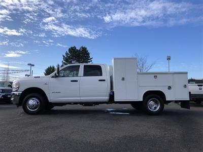 2019 Ram 3500 Crew Cab DRW 4x4, Harbor TradeMaster Service Body #097460 - photo 6