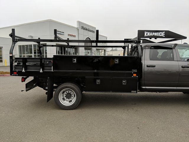 2019 Ram 5500 Crew Cab DRW 4x4, Knapheide Contractor Body #097465 - photo 1