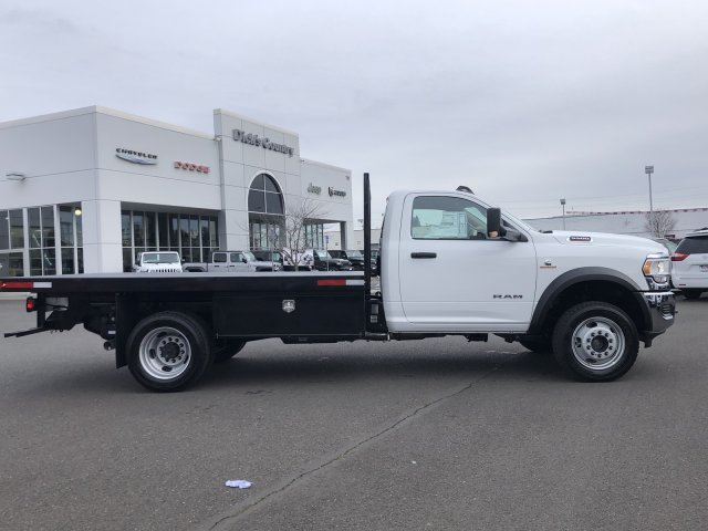 2019 Ram 5500 Regular Cab DRW 4x4, Harbor Platform Body #097521 - photo 1