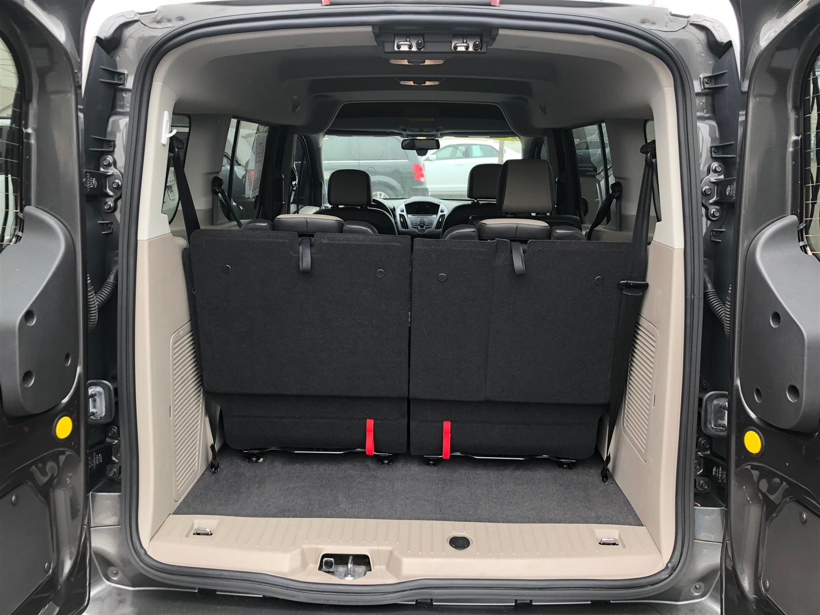 2017 Ford Transit Connect FWD, Passenger Wagon #9994A - photo 1