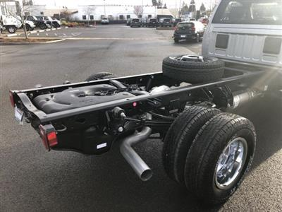 2020 Ram 3500 Regular Cab DRW 4x4, Cab Chassis #T0R046 - photo 2