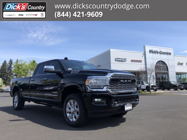 2020 Ram 3500 Crew Cab 4x4, Pickup #T0R143T - photo 1