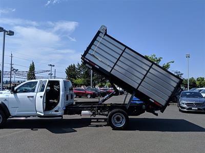 2020 Ram 4500 Crew Cab DRW 4x4, The Fab Shop Landscape Dump #T0R301 - photo 6