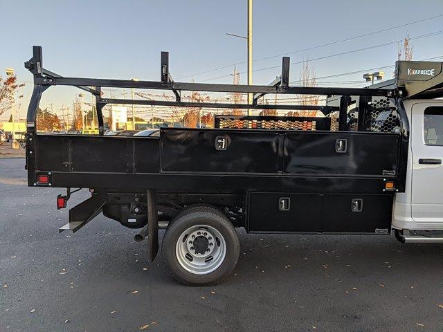2020 Ram 5500 Crew Cab DRW 4x4, Contractor Body #T0R473T - photo 1