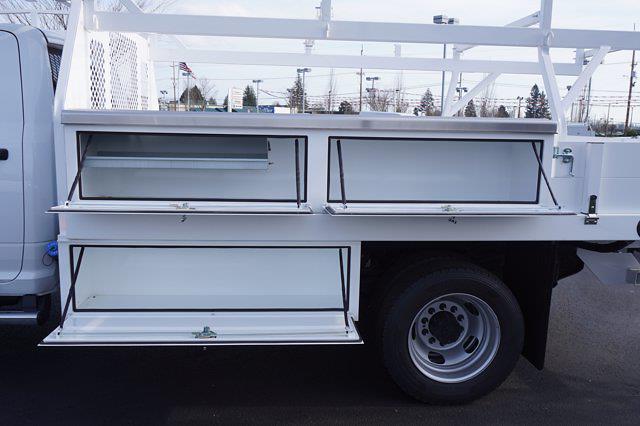 2020 Ram 5500 Crew Cab DRW 4x4, Harbor Standard Contractor Body #T0R512 - photo 20
