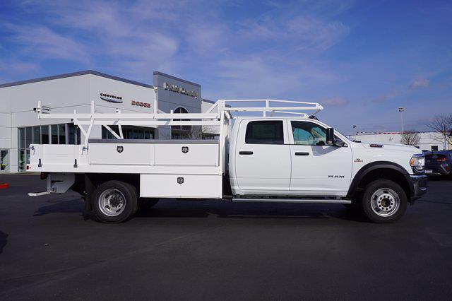 2020 Ram 5500 Crew Cab DRW 4x4, Harbor Standard Contractor Body #T0R512 - photo 2