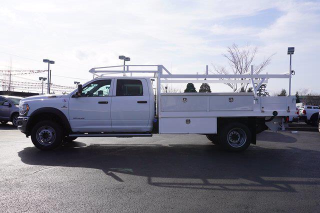 2020 Ram 5500 Crew Cab DRW 4x4, Harbor Standard Contractor Body #T0R512 - photo 19