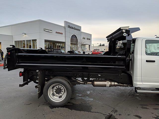 2020 Ram 5500 Regular Cab DRW 4x4, Crysteel Dump Body #T0R523 - photo 1