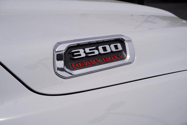 2021 Ram 3500 Crew Cab DRW 4x4, Knapheide Steel Service Body #T1R306 - photo 11