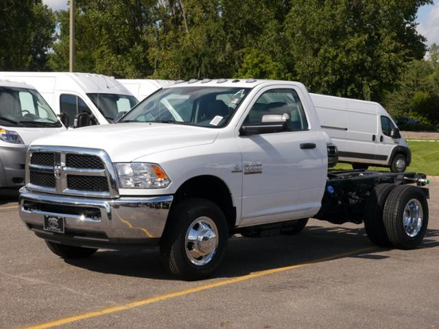 2017 Ram 3500 Regular Cab DRW 4x4, Cab Chassis #217120 - photo 1