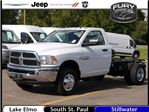 2017 Ram 3500 Regular Cab DRW 4x4 Cab Chassis #217120 - photo 1