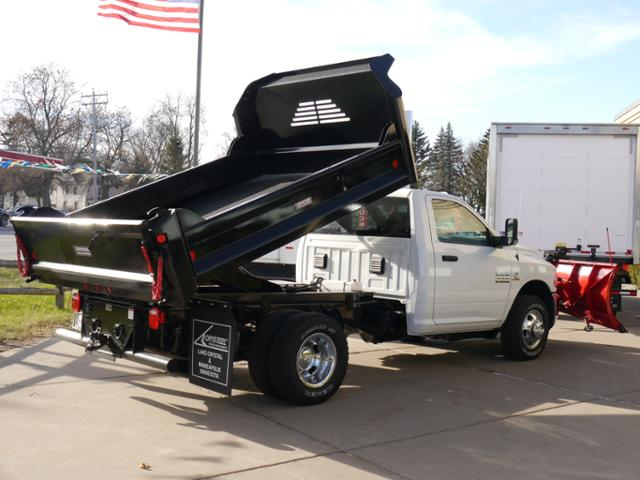 2017 Ram 3500 Regular Cab DRW 4x4 Dump Body #217145 - photo 2