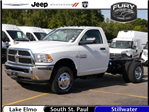 2017 Ram 3500 Regular Cab DRW 4x4 Cab Chassis #217146 - photo 1