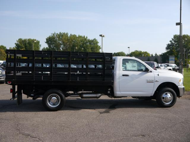 2017 Ram 3500 Regular Cab DRW 4x4, Knapheide Stake Bed #217158 - photo 3